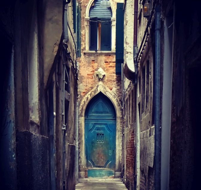Blue revolution, Venice